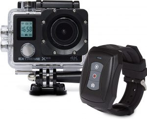 Vizu Extreme X8S action cam