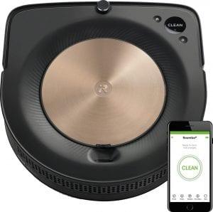 iRobot Roomba S9+ robotstofzuiger