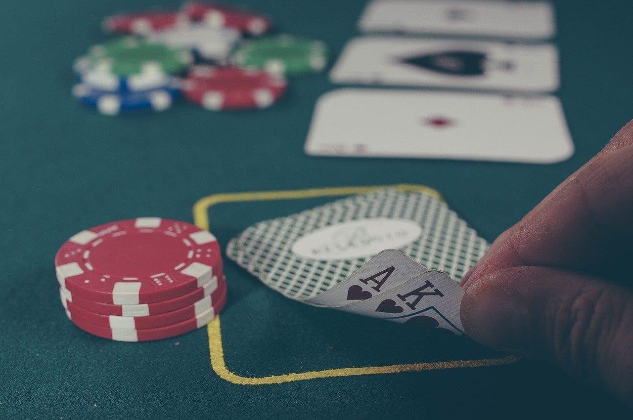 De 5 beste pokerhanden