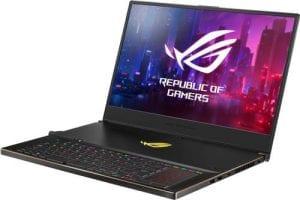 Asus ROG Zephyrus S GX701GXR-HG125T gaming laptop
