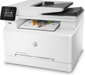 HP Color LaserJet Pro M283fdw MFP printer