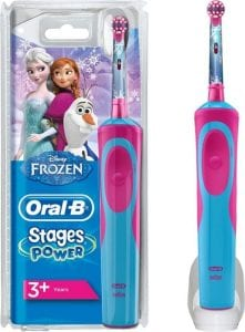 Oral-B internships electric toothbrush from 3 years