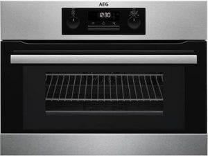 AEG KMS361000M Inbouw combi oven