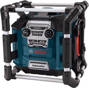 Bosch GML 20 PowerBox Bouwradio